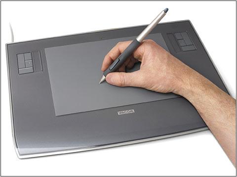 Wacom Tablet 2.0 RC1 Migliora l'applet Plasma