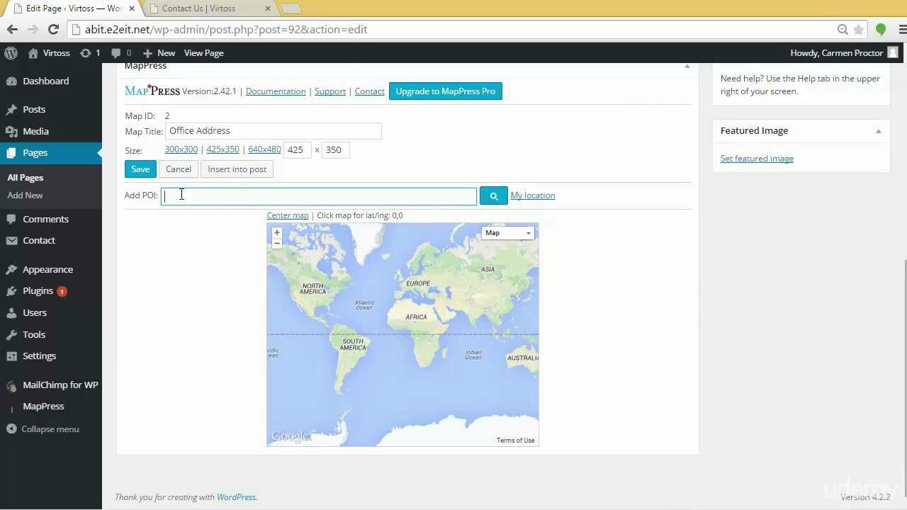 """Vulnerabilità Critica Plugin WordPress """"MapPress Maps"""""""