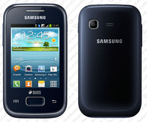 Samsung Galaxy Young arriva in India al prezzo di 115 euro