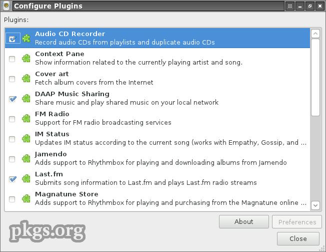 Rhythmbox 2.99.1  ottiene un nome in codice ed è ora disponibile per il download