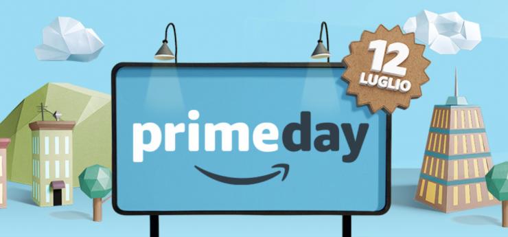 Amazon Prime Day: le offerte per lo shopping