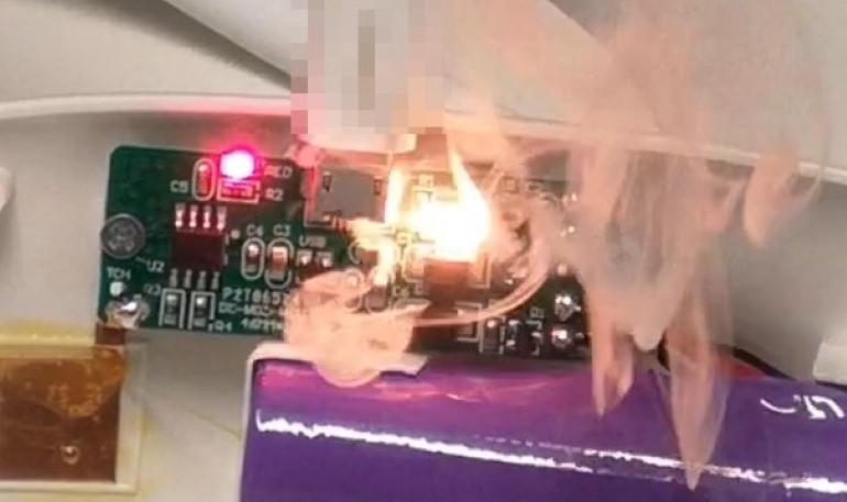 L'attacco BadPower rovina i caricabatterie veloci per prendere fuoco o incendiare il dispositivo