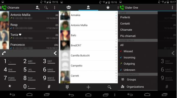 Ubuntu Touch Ottiene Finalmente 2 belle Apps per Dialer e Contatti
