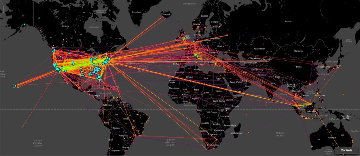 Empire Market inattivo per giorni a causa di un attacco DDoS