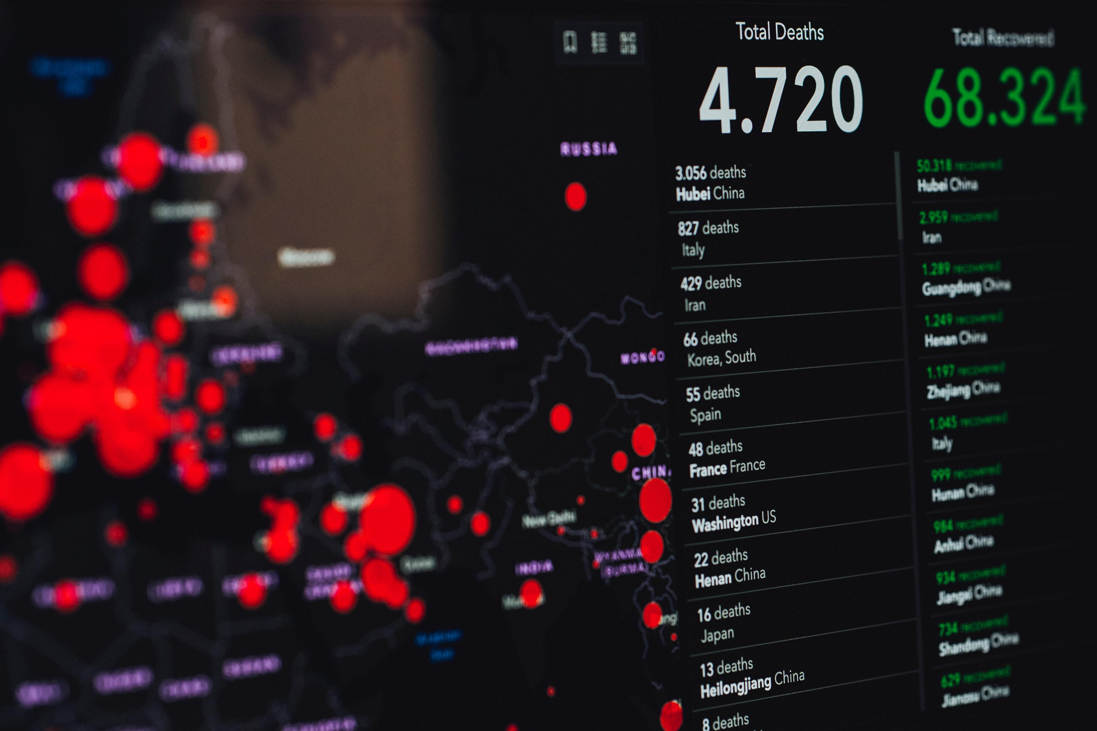 Come i Paesi usano la tecnologia per combattere il Covid-19