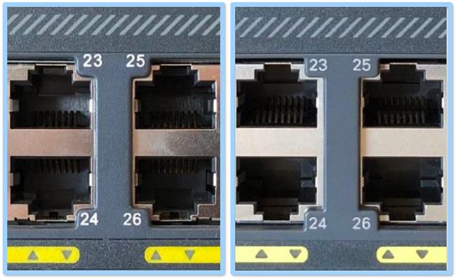 Le indagini evidenziano i pericoli derivanti dall'uso di switch Cisco contraffatti