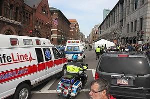Il Presidente Obama parla degli attentati alla maratona di Boston