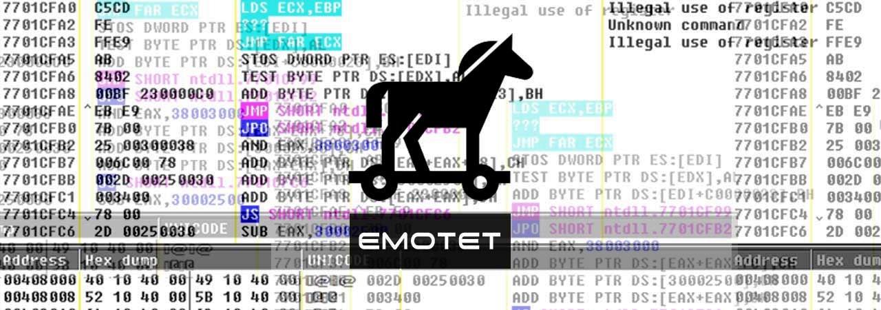 Il malware Emotet colpisce le aziende statunitensi con lo spam COVID-19