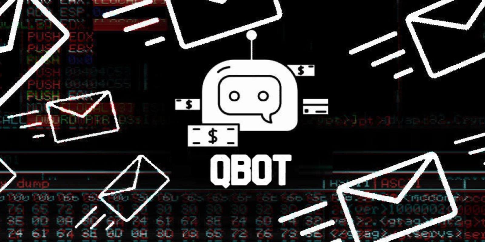 Qbot ruba i tuoi thread di posta elettronica per infettare altre vittime