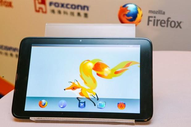 Piani di Sviluppo per Mozilla per visualizzare gli annunci su Firefox