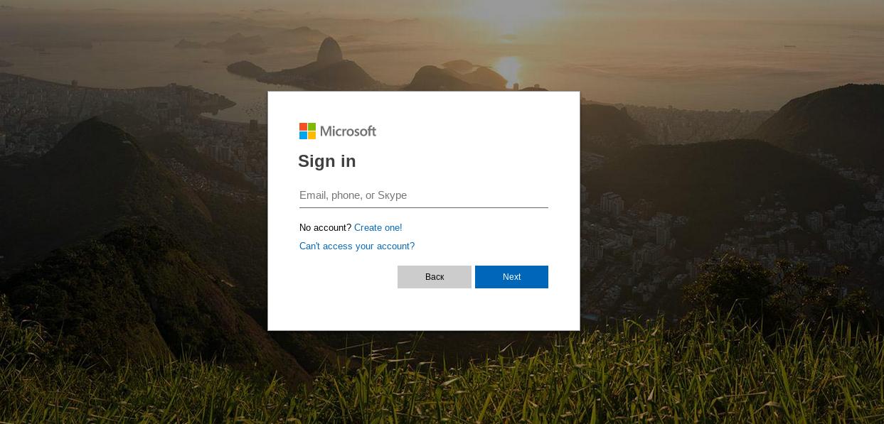 Nuovo #phishing ai danni di Microsoft