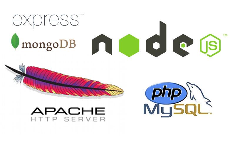 NodeJS su un unico server Apache