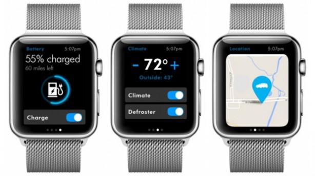 VolksWagen annuncia la sua app per Apple Watch
