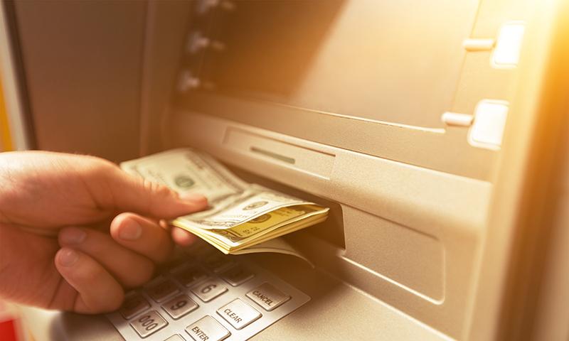 Terminali ATM Diebold jackpotted utilizzando il software della macchina