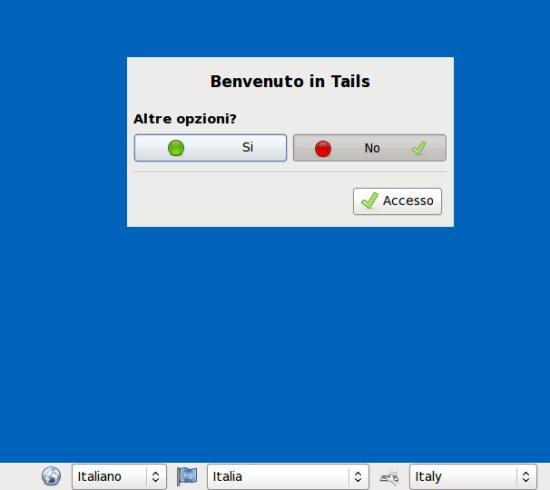 Naviga sul web in completo anonimato con Tails 0.17.2 Secure Distro