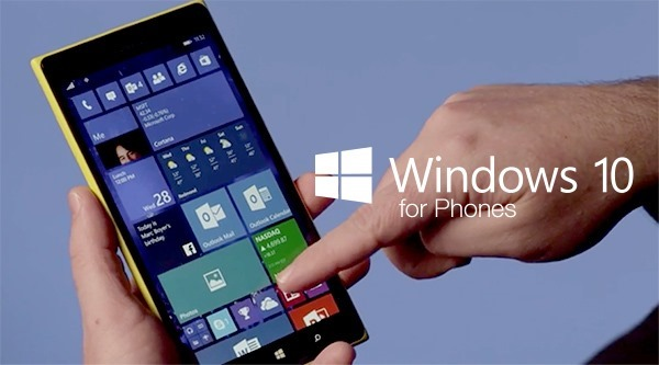 Come installare Windows 10 su smartphone