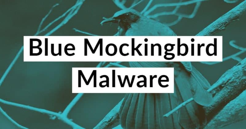 Blue Mockingbird Hacker Group attacca i computer Windows in più organizzazioni per distribuire crypto malware