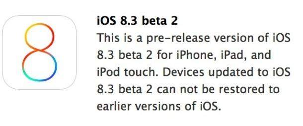 Come aggiornare a iOS 8.3 Beta, ora