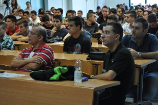 Il nostro software al Linux Day 2015