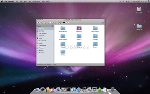 MacOs-Linux 11.04 Ufficialmente Ucciso dal suo Sviluppatore
