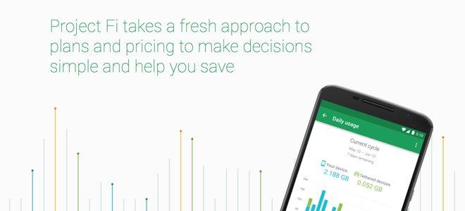 Google lancia Project FI, per entrare nel mondo mobile
