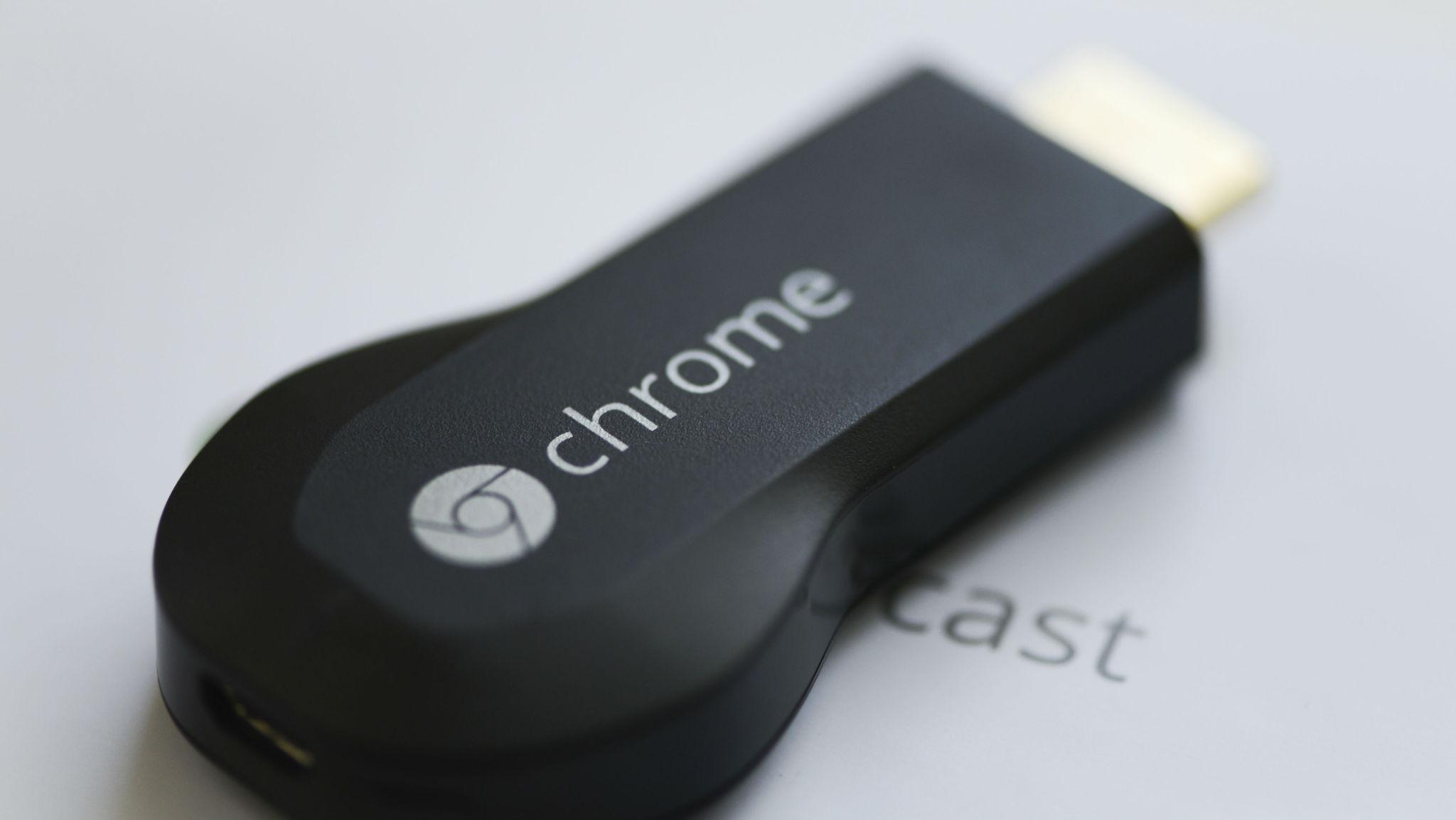 Come utilizzare un vero telecomando con ChromeCast