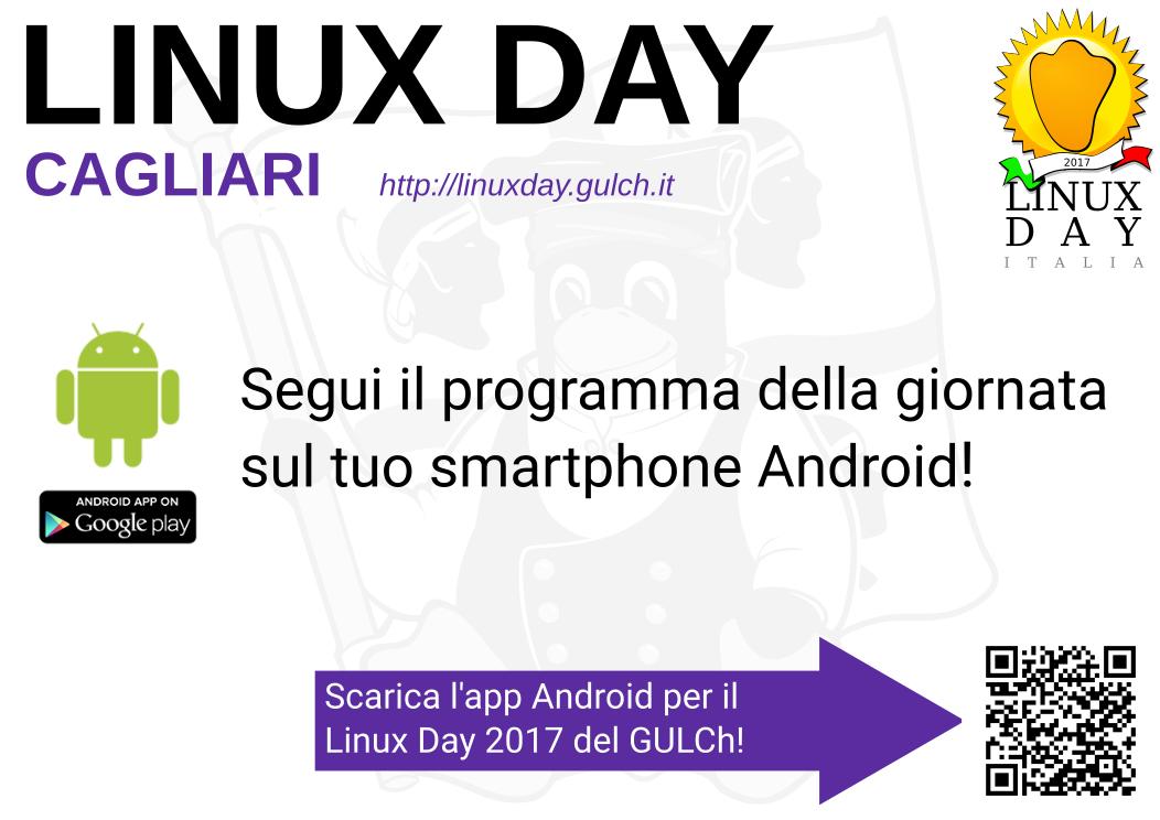 Arriva il Linux Day anche a Cagliari